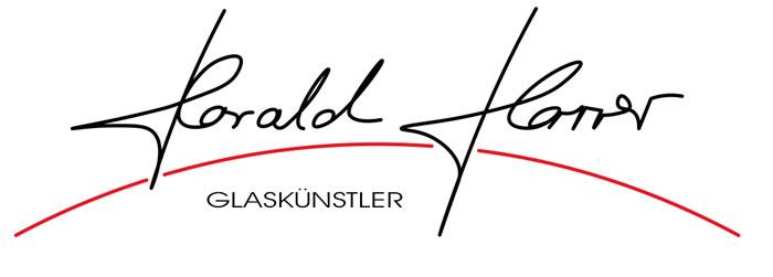 Glaskünstler Glasbläser Harald Harrer Krefeld Nordrhein Westfalen